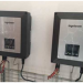 Installation de 18KWc autoconsommation connectée au réseau avec non injection Marrakech